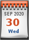 tv program day Wednesday 2020-09-30